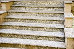 rifacimento scalinata